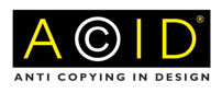 Member of ACID - Anti Copying In Design