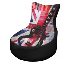 Brit Guitar Black