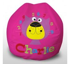 Charlie Numbers Pink