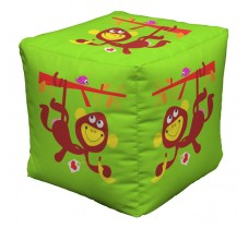 Cheeky Monkey Cube