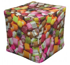 Dolly Mix Cube