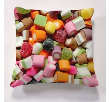 Dolly Mixture Cushion