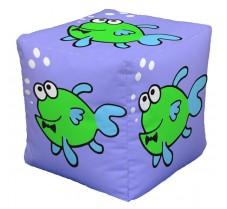 Fish Cube green
