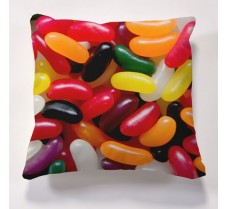 Jelly Bean Cushion
